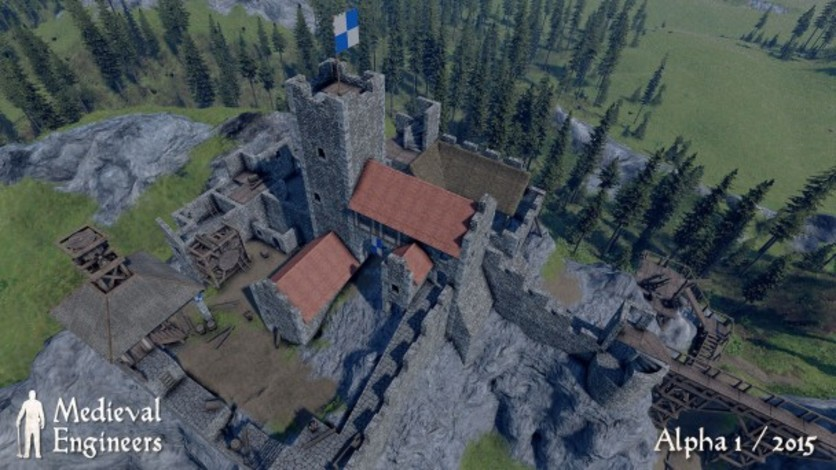 Screenshot 2 - Medieval Engineers