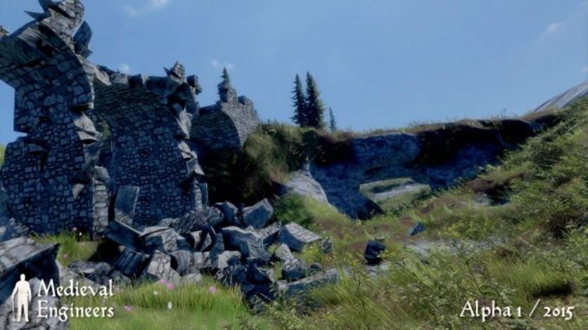 Screenshot 8 - Medieval Engineers