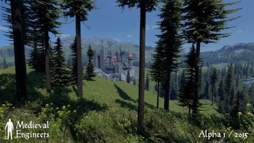 Screenshot 3 - Medieval Engineers