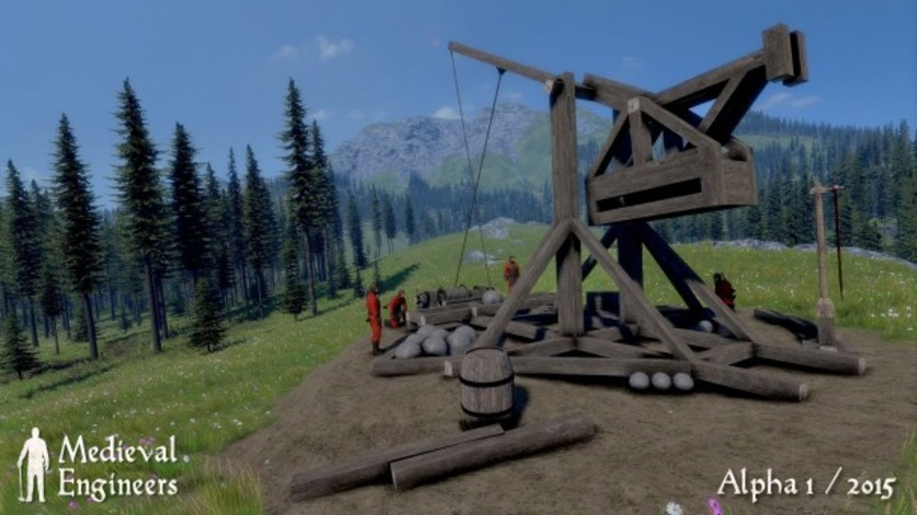 Screenshot 4 - Medieval Engineers