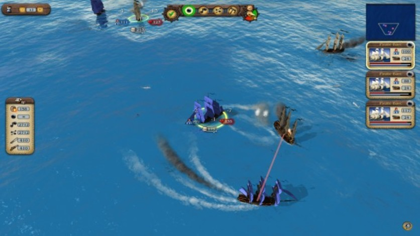 Screenshot 4 - Port Royale 3: Dawn of Pirates