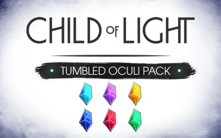 Screenshot 1 - Child of Light: Tumbled Oculi Pack