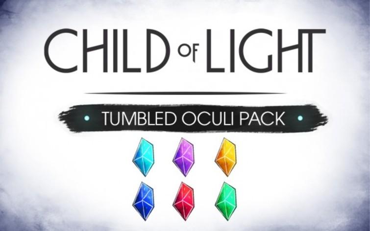 Screenshot 1 - Child of Light: Tumbled Oculi Pack