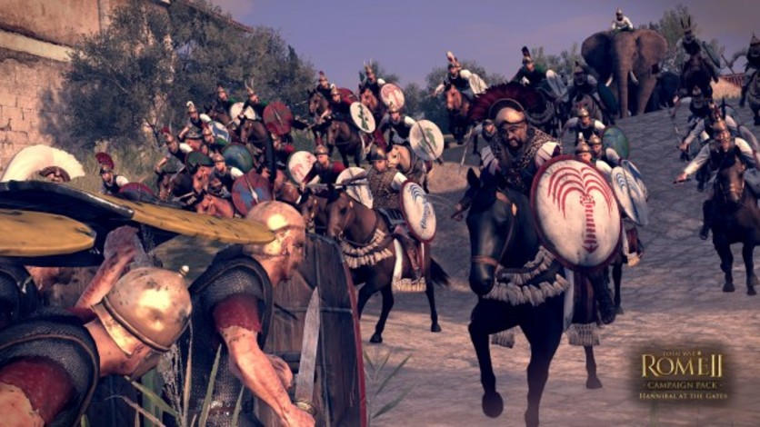 Screenshot 3 - Total War: ROME II - Hannibal at the Gates