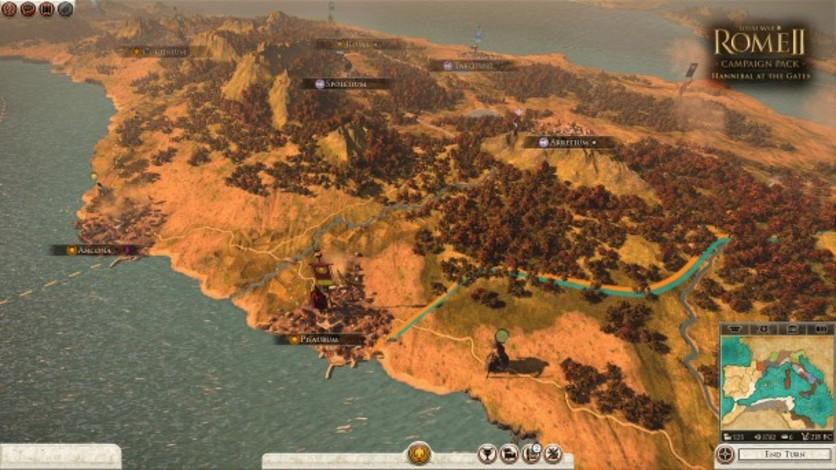 Screenshot 2 - Total War: ROME II - Hannibal at the Gates
