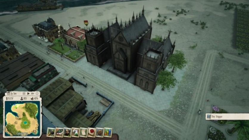 Screenshot 4 - Tropico 5: Inquisition