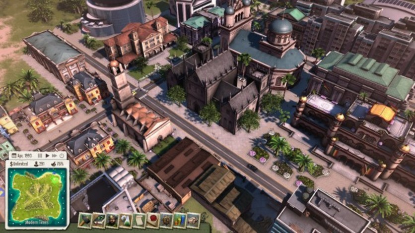 Screenshot 1 - Tropico 5: Inquisition