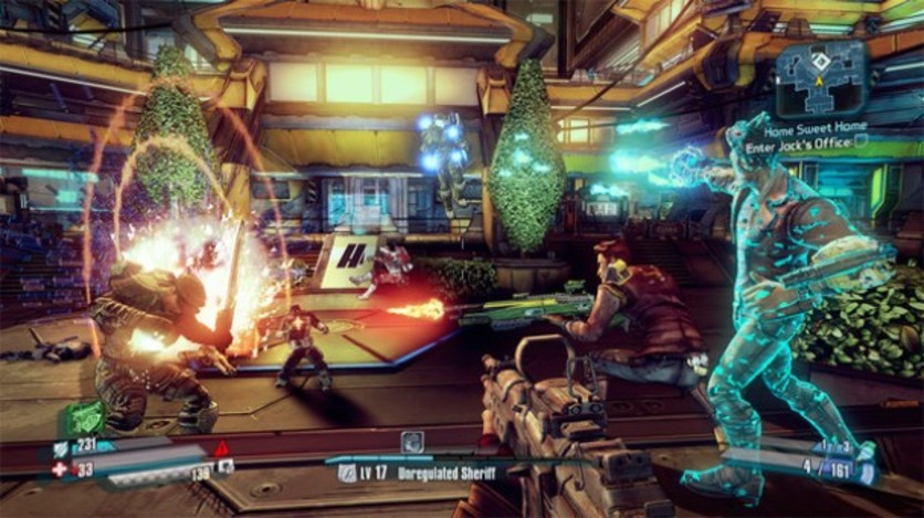 Screenshot 3 - Borderlands: The Pre-Sequel - Handsome Jack Doppelganger Pack