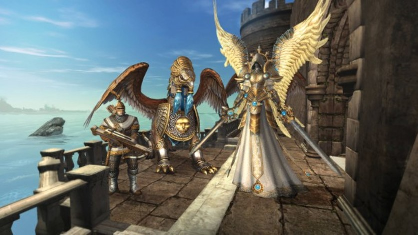 Screenshot 3 - Might & Magic X Legacy: The Falcon & The Unicorn