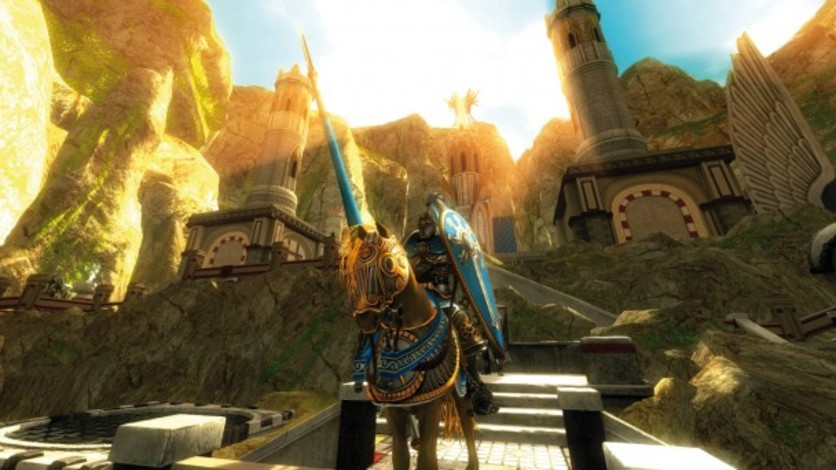 Screenshot 2 - Might & Magic X Legacy: The Falcon & The Unicorn
