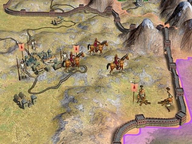Screenshot 4 - Sid Meier's Civilization IV: The Complete Edition