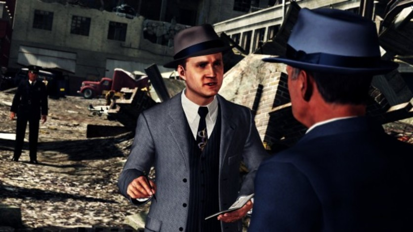 Screenshot 2 - L.A. Noire - DLC Bundle