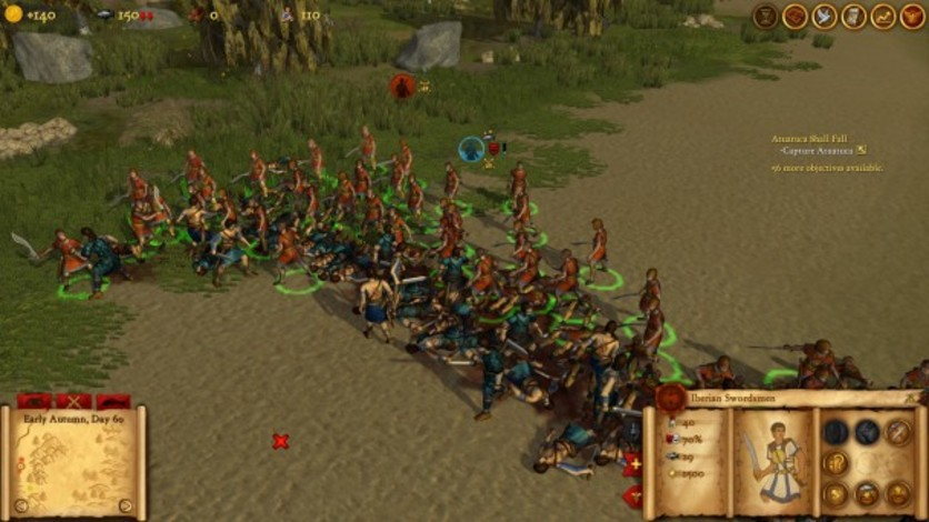 Screenshot 4 - Hegemony Rome: The Rise of Caesar - Mercenaries
