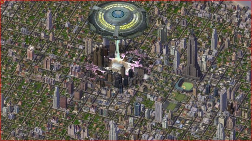 Screenshot 5 - SimCity 4 Deluxe (MAC)