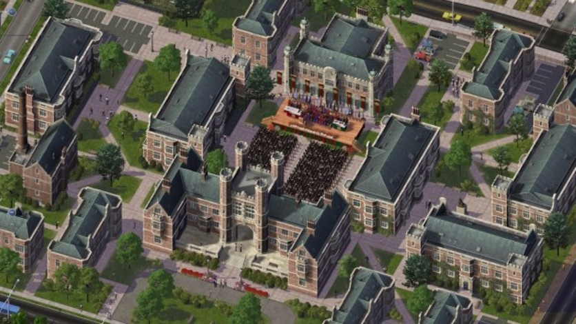 Screenshot 2 - SimCity 4 Deluxe (MAC)