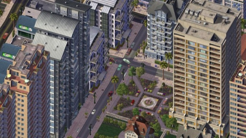 Screenshot 3 - SimCity 4 Deluxe (MAC)