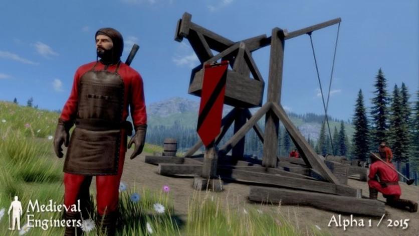 Screenshot 5 - Medieval Engineers Deluxe Edtion