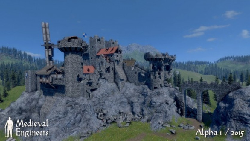 Screenshot 10 - Medieval Engineers Deluxe Edtion