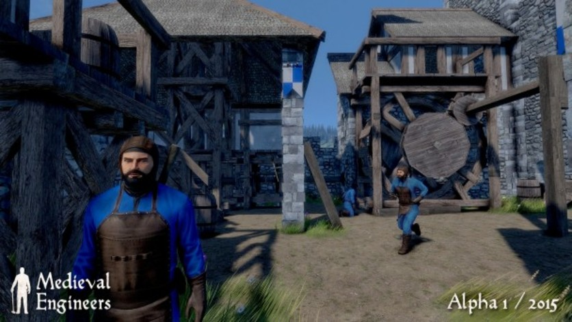 Screenshot 9 - Medieval Engineers Deluxe Edtion