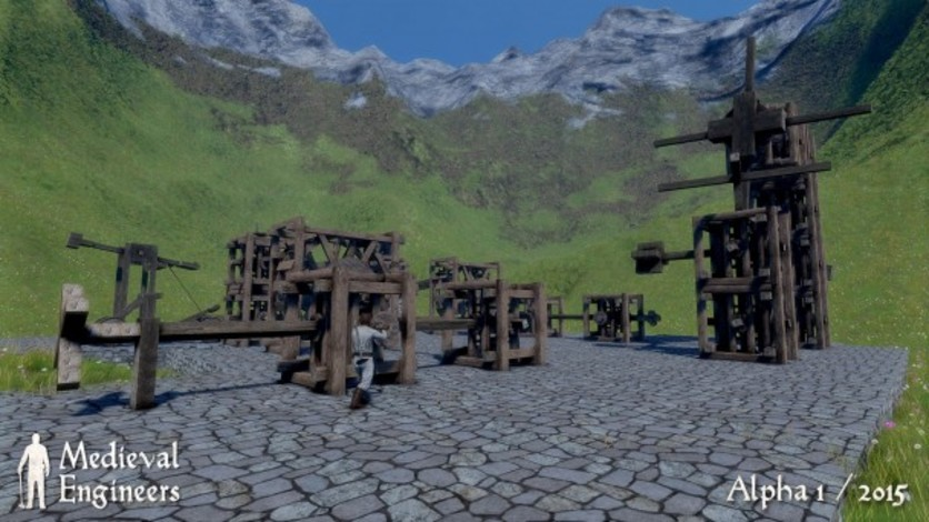 Screenshot 4 - Medieval Engineers Deluxe Edtion