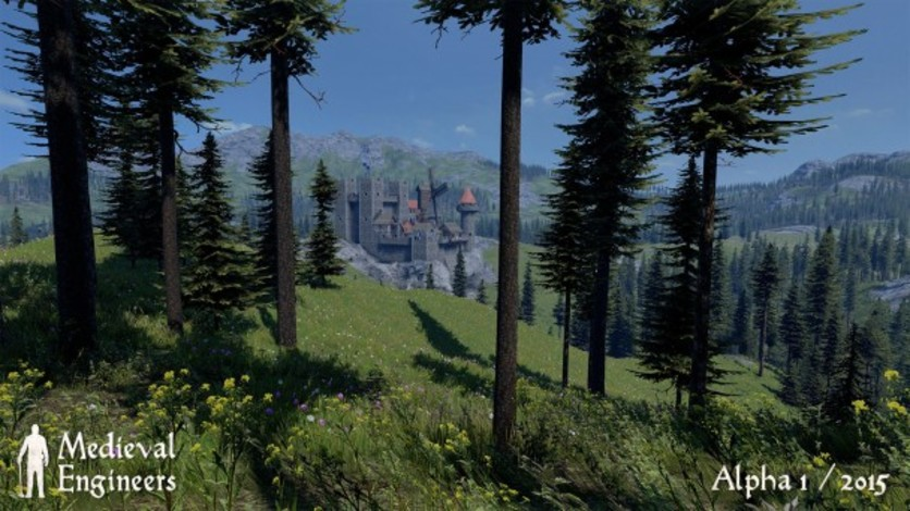 Screenshot 13 - Medieval Engineers Deluxe Edtion