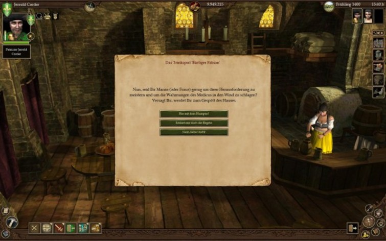 Screenshot 8 - The Guild 2 Renaissance