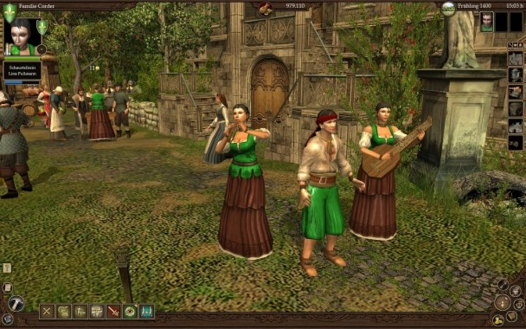 Screenshot 4 - The Guild 2 Renaissance