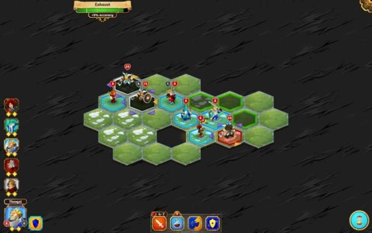 Screenshot 4 - Crowntakers