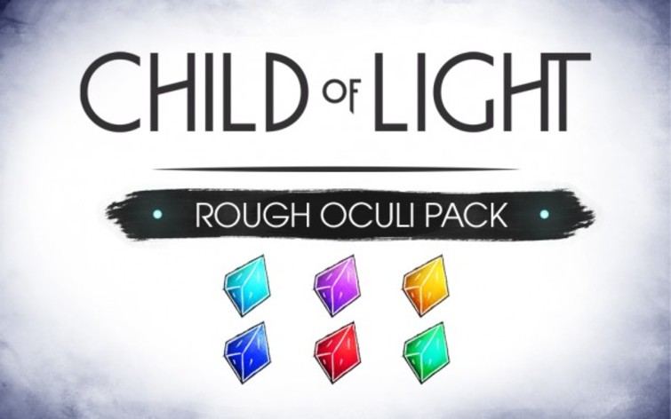 Screenshot 1 - Child of Light: Rough Oculi Pack