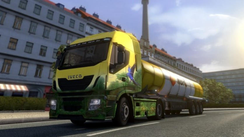 Screenshot 3 - Euro Truck Simulator 2 - Brazilian Paint Jobs Pack