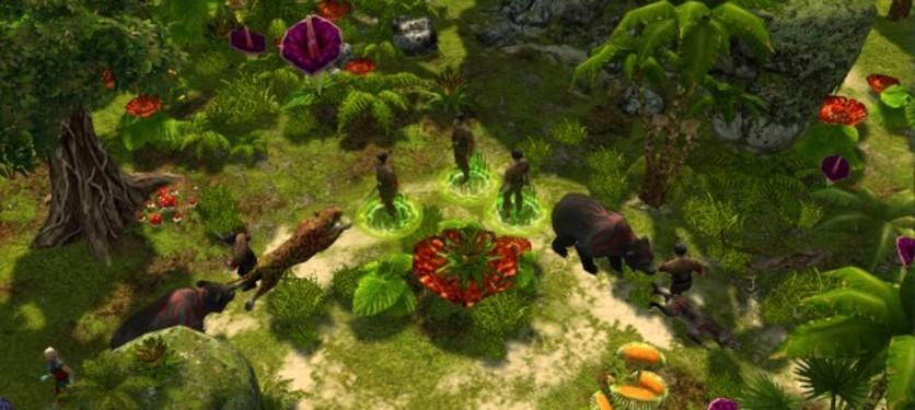 Screenshot 1 - Defenders of Ardania: Battlemagic