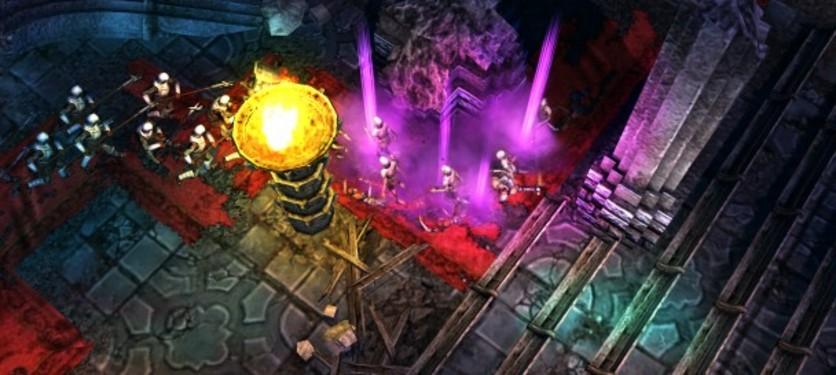 Screenshot 2 - Defenders of Ardania: Battlemagic