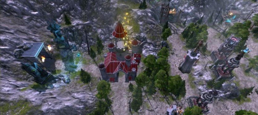 Screenshot 4 - Defenders of Ardania: Battlemagic