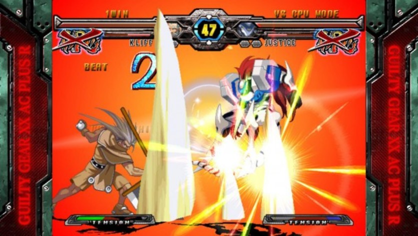 Screenshot 5 - GUILTY GEAR XX ACCENT CORE PLUS R