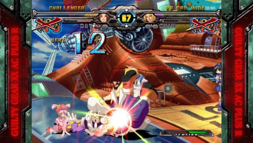 Screenshot 4 - GUILTY GEAR XX ACCENT CORE PLUS R