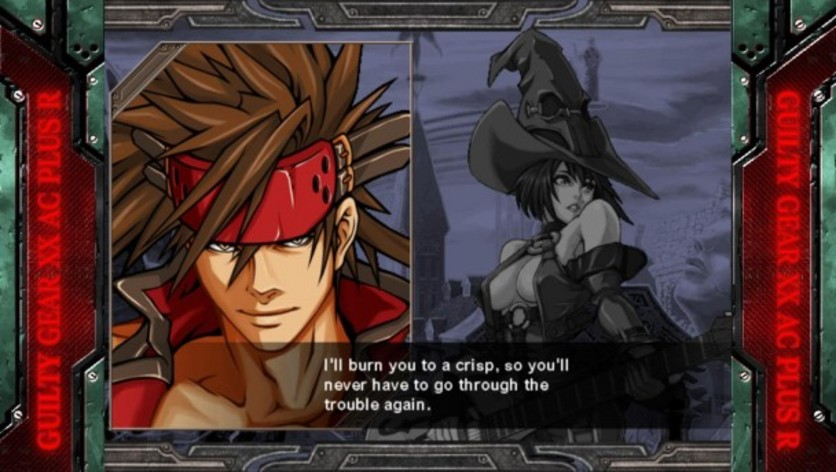 Screenshot 10 - GUILTY GEAR XX ACCENT CORE PLUS R