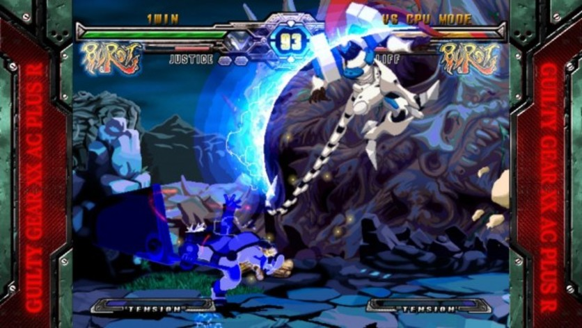 Screenshot 11 - GUILTY GEAR XX ACCENT CORE PLUS R