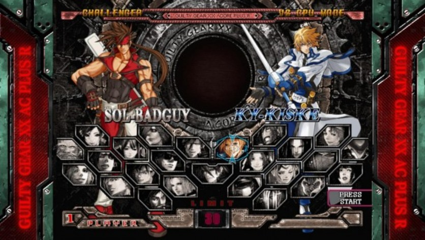 Screenshot 7 - GUILTY GEAR XX ACCENT CORE PLUS R