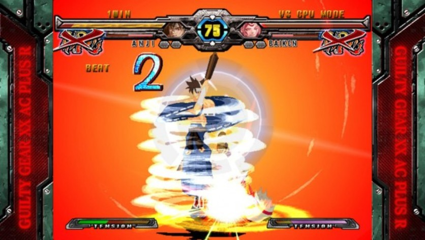 Screenshot 13 - GUILTY GEAR XX ACCENT CORE PLUS R