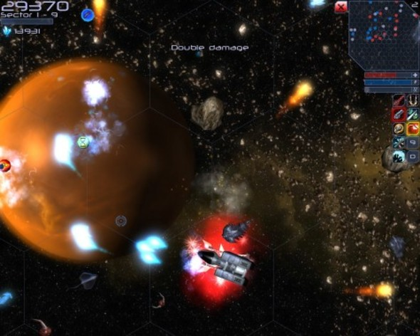 Screenshot 10 - Deep Eclipse: New Space Odyssey
