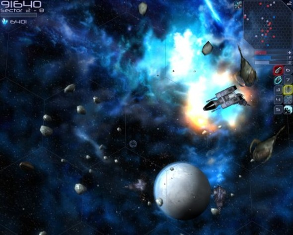 Screenshot 9 - Deep Eclipse: New Space Odyssey