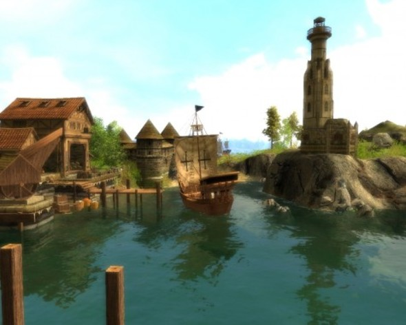 Screenshot 7 - The Guild 2 -  Pirates of the European Seas