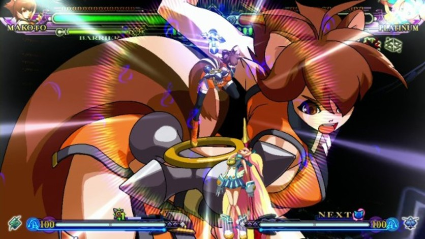 Screenshot 6 - BlazBlue: Continuum Shift Extend