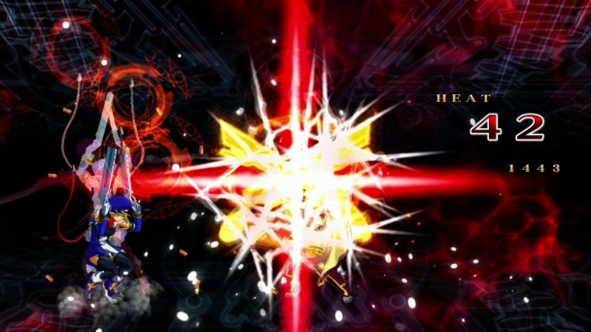 Screenshot 4 - BlazBlue: Continuum Shift Extend