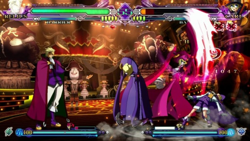 Screenshot 11 - BlazBlue: Continuum Shift Extend