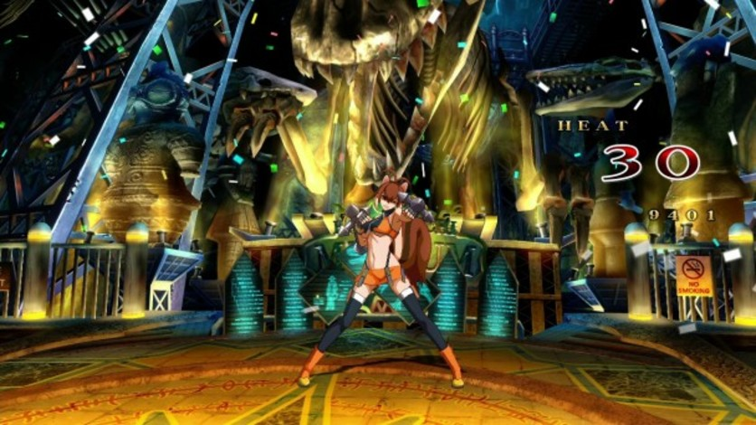 Screenshot 5 - BlazBlue: Continuum Shift Extend