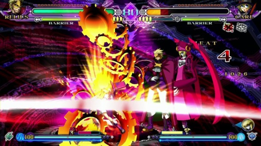 Screenshot 3 - BlazBlue: Continuum Shift Extend