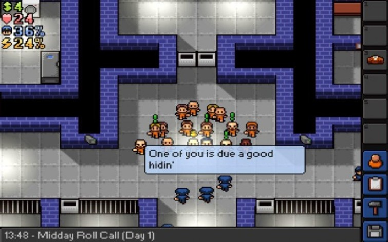 Screenshot 4 - The Escapists