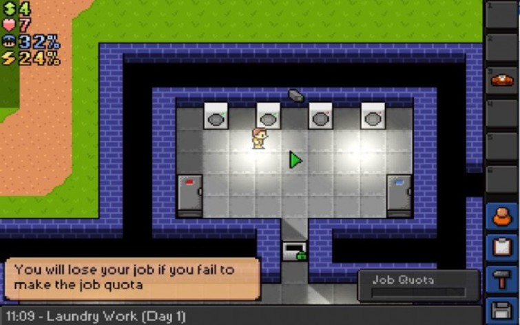 Screenshot 5 - The Escapists