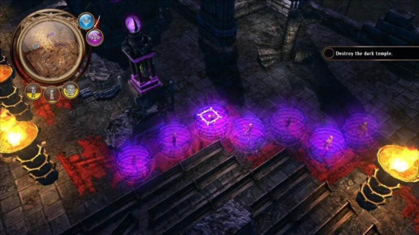 Screenshot 1 - Defenders of Ardania: The Conjuror's Tricks